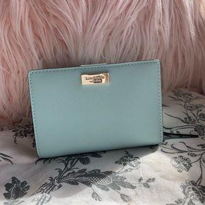 Light Blue Kate Spade ♠️ wallet